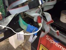 Card skimmer found in gas pump in Pearl