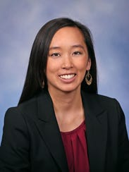 State Rep. Stephanie Chang (D-Detroit)