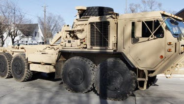 Oshkosh Corp. has received $258 million in U.S. Army orders to rebuild tactical trucks.