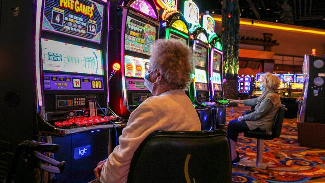 Twin River casinos reopened on a limited basis at the end of May.