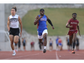 The District 1-6A Track and Field Championships prelims