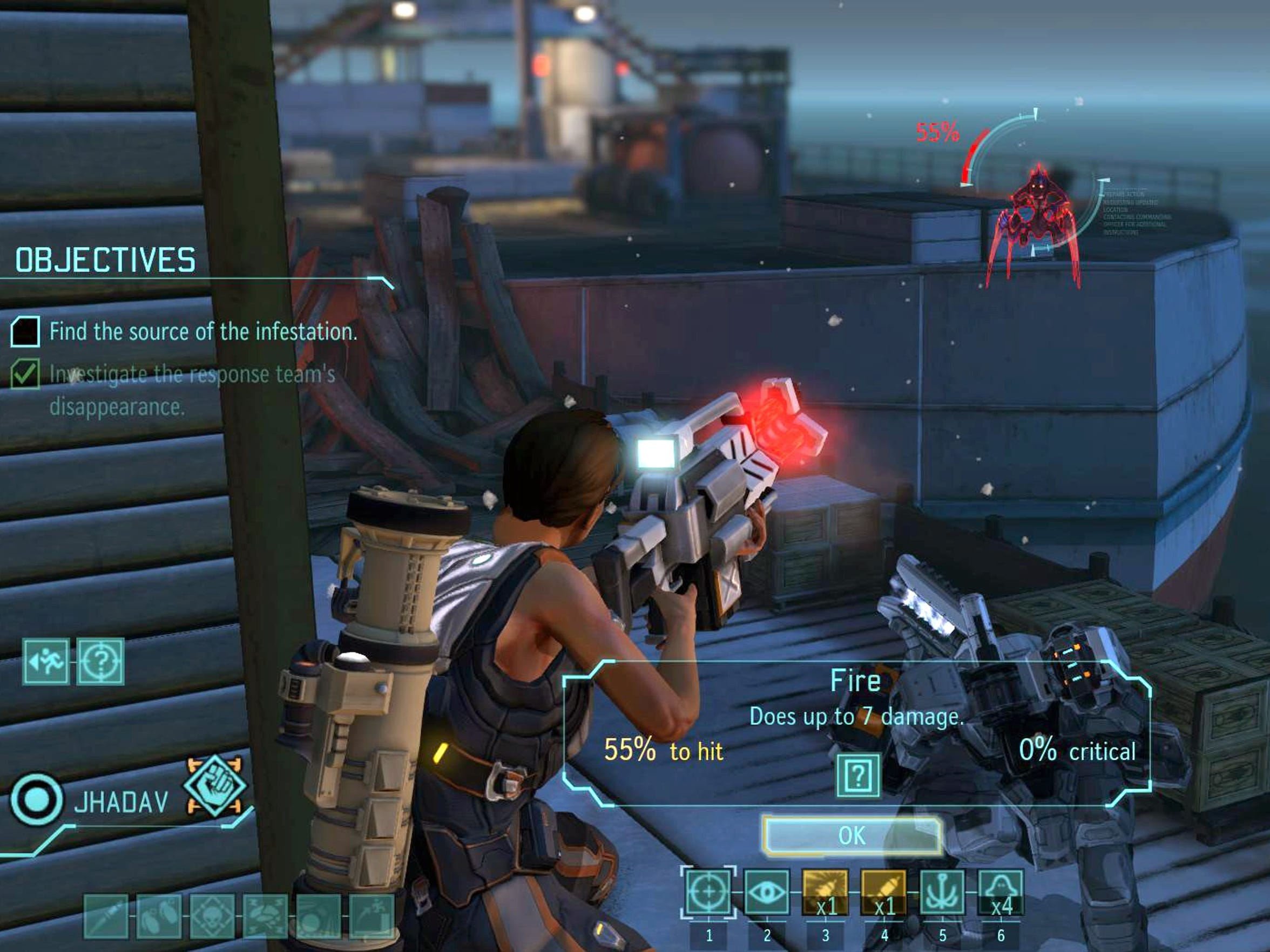 Take the fight back to the aliens in tactical strategy game XCOM 2.