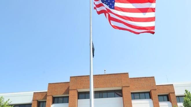 "The G.V. ""Sonny"" Montgomery VA Medical Center in Jackson."