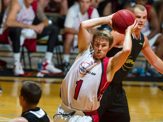 The Knox Pro-Am brings back plenty of local basketball players during the summer, like former IU PG Jordan Hulls (pictured).