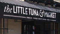 A free-standing restaurant space in Lindenwold with a courtyard lures Haddonfield's The Little Tuna & Market south