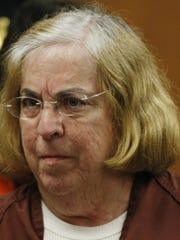 Lesley Dorsett pleaded guilty to conspiring to kill Evlyn Moore.