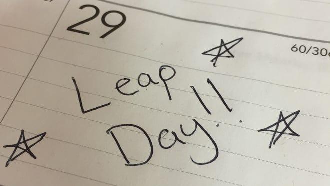 It's Leap Day!