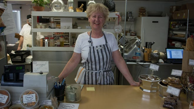 Patty Jacobs has owned her own spot for four years at a fork in the road leading into Georgetown. She has an extensive background in fine dining and also offers catering services.