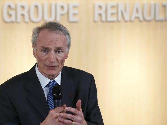 Dominique Senard
