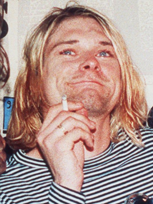 AP Kurt Cobain Investigation