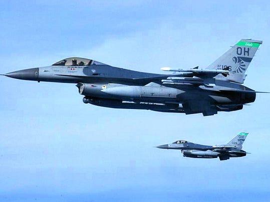 oang f-16s
