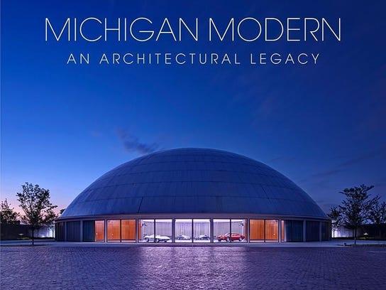 Michigan modern book cover