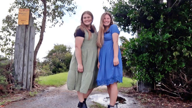 Sister Jeffery and Sister Jenks are currently serving in the Barnwell area as missionaries for the Church of Jesus Christ of Latter-day Saints.