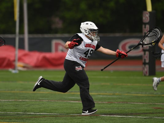 Girls lacrosse state final between Northern Highlands and Immaculate Heart