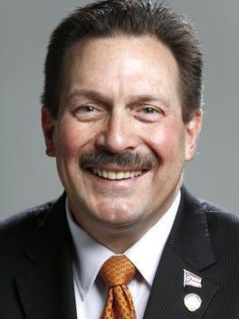 Hamilton County Commissioner Todd Portune