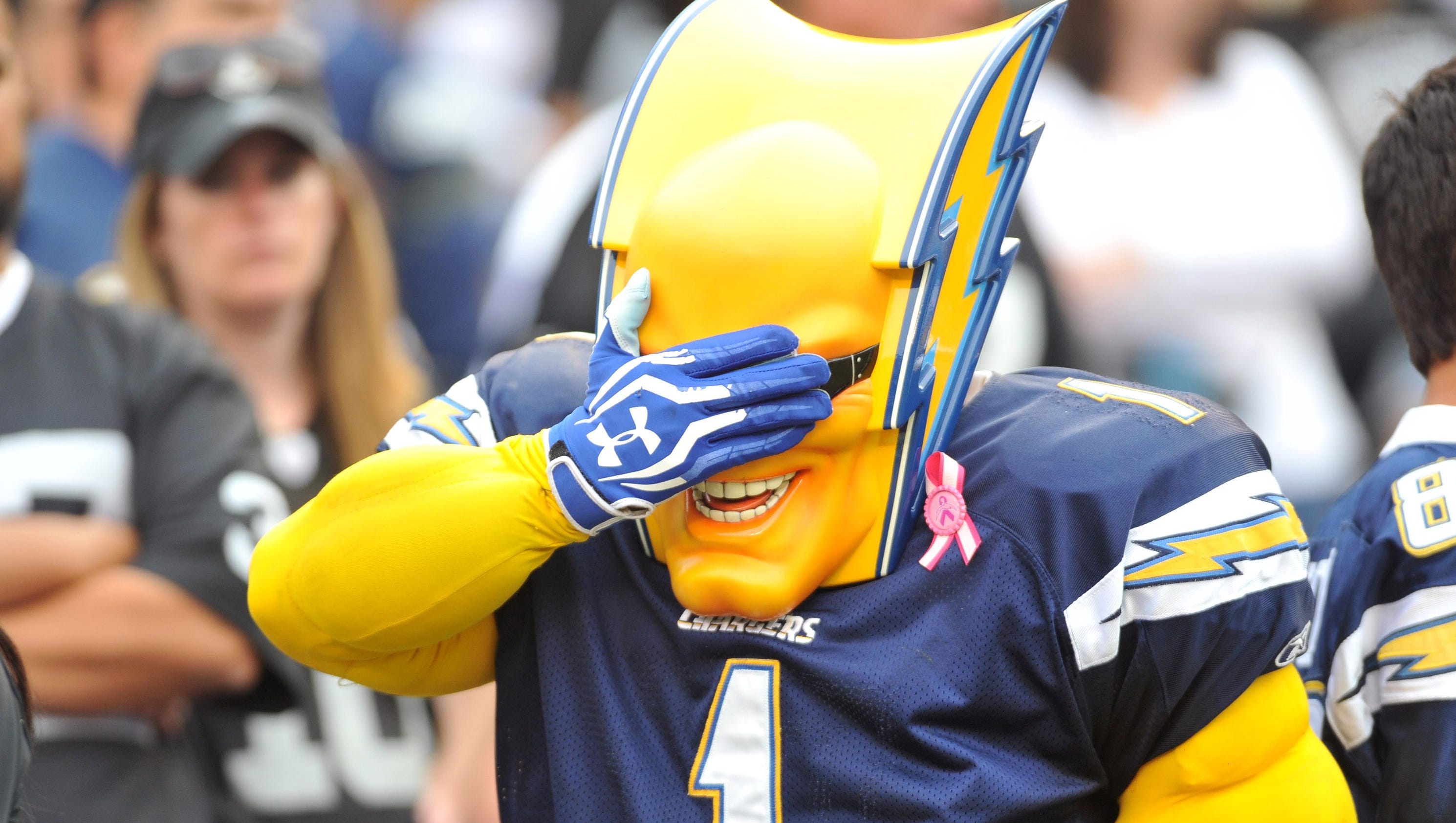 San Diego Chargers Go On The Attack In Stadium Campaign