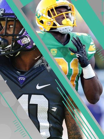 TCU, Auburn and Oregon all face tough tests in Week