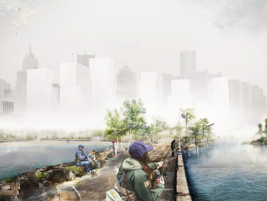 West Riverfront concept