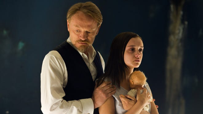 "Jared Harris and Olivia Cooke star in ""The Quiet Ones."""