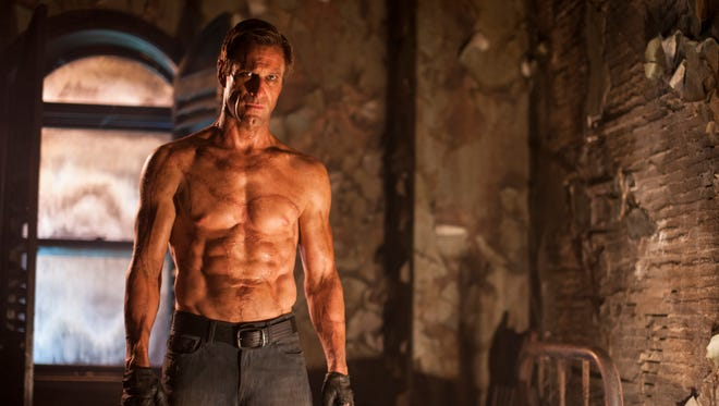 'I, Frankenstein,' starring Aaron Eckhart failed to electrify the box office.