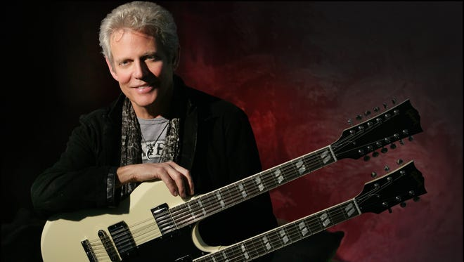 """Don Felder, one of the writers of the Eagles' """"Hotel California,"""" has recorded a new version of the song with members of Styx and Foreigner."""