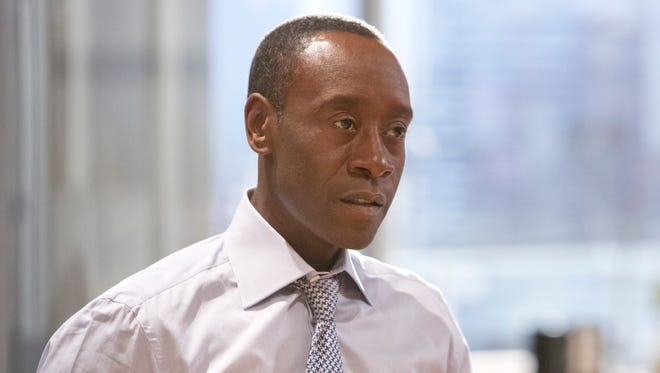 Don Cheadle stars as Marty Kaan in 'House of Lies.'