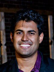 Vin Gopal, the 29-year-old chairman of Monmouth County