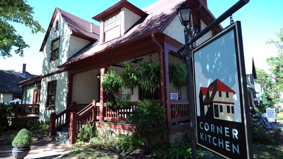 The Corner Kitchen in Biltmore Village.