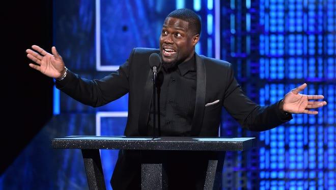 Comedian Kevin Hart is performing at Clemson's Littlejohn Coliseum at 9 p.m. Saturday