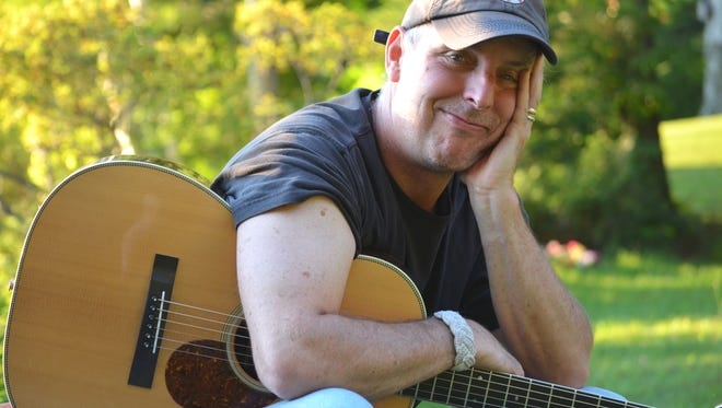 Children's musician and author Bill Harley performs a benefit for Peace Place May 19-20 at First Presbyterian Church.