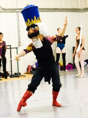 The Nutcracker played by Joshua Crouch during Evansville