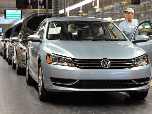 VW shares plunge after carmaker admits cheating in US emissions tests