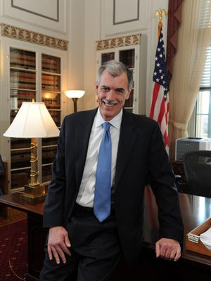 U.S. Solicitor General Donald Verrilli has represented the Obama administration at the Supreme Court through five tumultuous years.