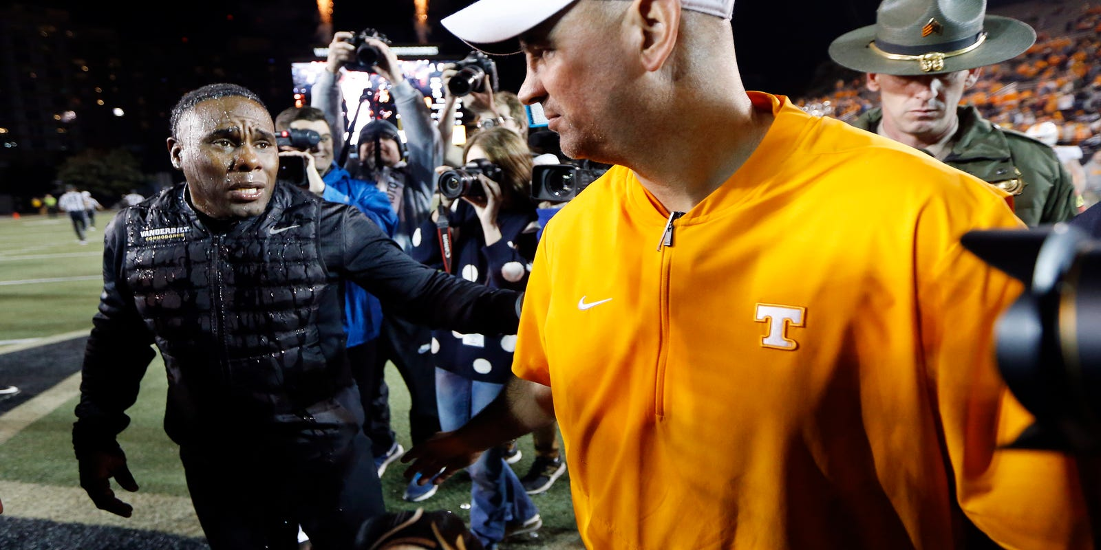 Who picked Vols to win SEC title? Not us. Check out our SEC preseason poll ballots.