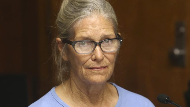 Leslie Van Houten, the youngest follower of murderous cult leader Charles Manson, will ask a state panel to recommend her for parole.