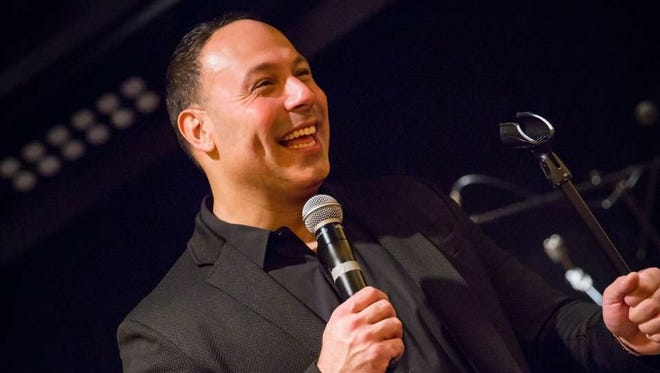 Comedian Mark Viera will  perform at Levity Live in Nyack on Thanksgiving weekend.