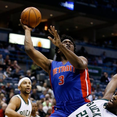 Back-to-backs no problem for Pistons' Stanley Johnson