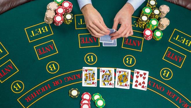 Gambling in Louisiana is growing.