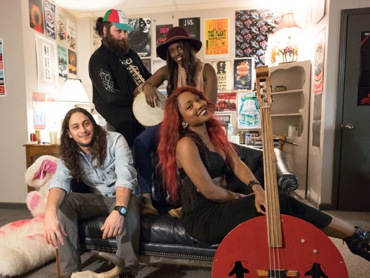 Memphis blues-rock combo Southern Avenue plays Saturday at Bar DKDC.