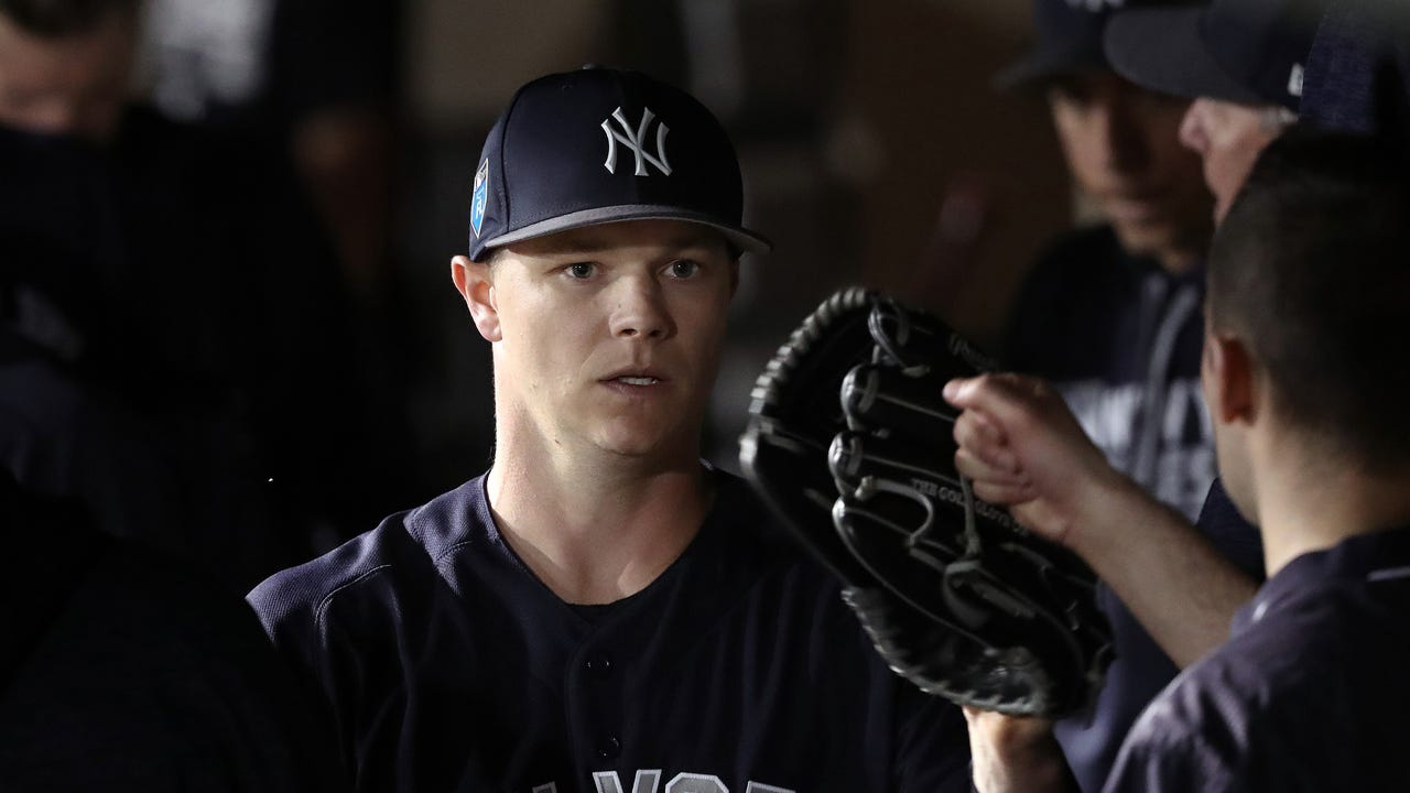 Sonny Gray had a tough spring outing on Thursday, March 15.