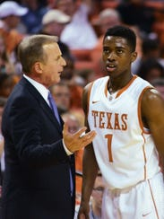 USP NCAA Basketball_ Mercer at Texas