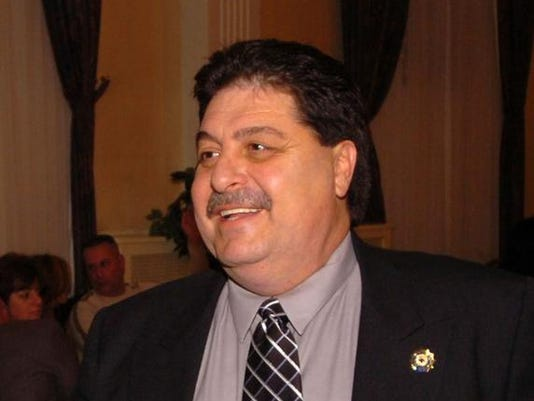 Former Yonkers Police Sgt. Anthony Casareale