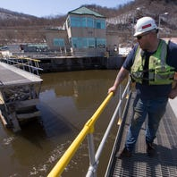 The Mississippi River lock and dam system is critical to the economy. But it's falling apart fast.