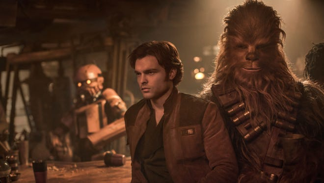 "How did the partnership between Han Solo (Alden Ehrenreich) and Chewbacca start? You may find out in  ""Solo: A Star Wars Story."""