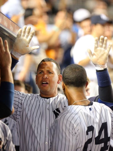 Alex Rodriguez has been embraced by his teammates and