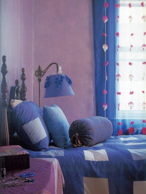 Enlist your young teen's help to transform her room into her dream space.