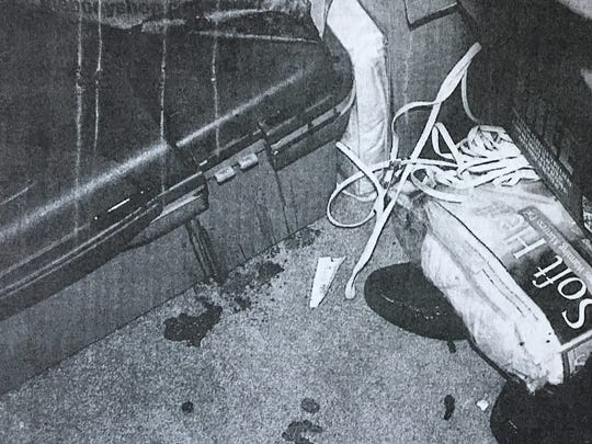 A blood-spatter analysis by the Missouri State Highway Patrol led to the conviction of Brad Jennings in 2009.