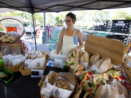 The Ahwatukee Farmers Market has offered a variety of locally grown produce since 2004.