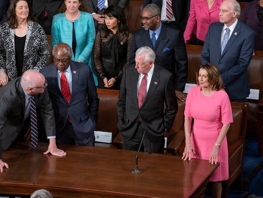 AP HOUSE DEMOCRATS LEADERSHIP A USA DC