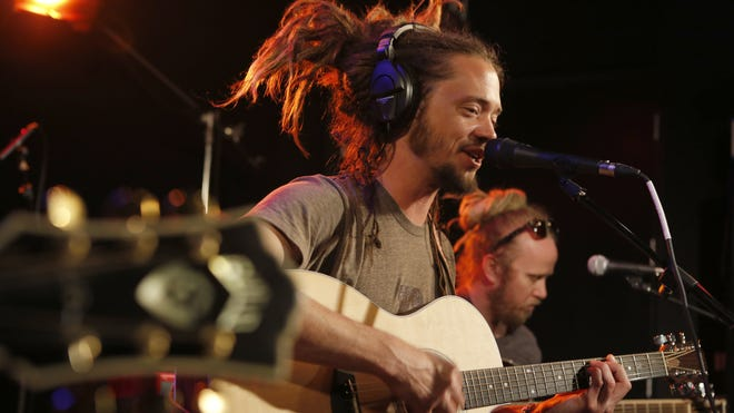 SOJA performs for USA TODAY in 2012.